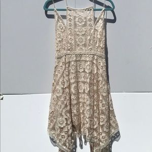 Free People Lace Dress size 4, new with tags